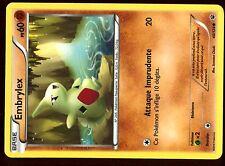 POKEMON (XY10) IMPACT DES DESTINS N°  40/124 EMBRYLEX