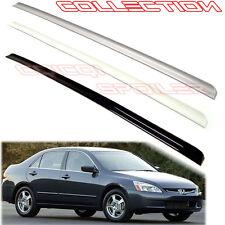 Unpainted Honda 03~06 Accord 7th sedan gen sedan trunk lip spoiler ◎