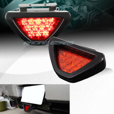 F1 Sporty Style Reverse 12-LED Red Lens Third Brake Light Stop Lamp Universal 1