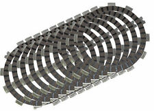 1987-2003 SUZUKI VS1400 INTRUDER CLUTCH PLATES SET 10 FRICTION PLATES CD3382
