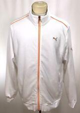 56b7187eb99 PUMA Sport XL Track Jacket Sweater Whisper Rock Athletic Warmup Tennis