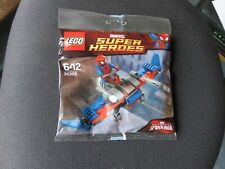 30302 Lego Marvel Super Heroes SPIDERMAN Glider. Unopened