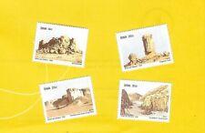 "SWA NAMIBIA 1986 - postfrisch**MNH - MiNr. 588-591 ""Felsen - Felsformationen"""