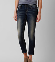 new BKE Stella Skinny Stretch Cropped Jean - Women's Crops/Capris in Fritsch 28
