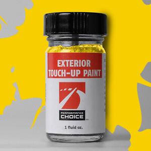 1984-1992 Corvette Yellow Touch Up Paint 1oz Bottle - GM Code 35 609530