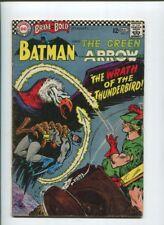 Brave and the Bold #71 Dc - Batman Green Arrow Dc Vg+