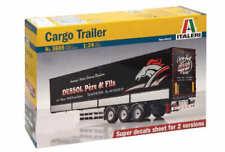 Italeri 1/24 Cargo Trailer # 3885