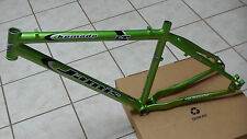 "NOS 2001 JAMIS KOMODO LT MTB Frame  17"" MADE IN USA EASTON TAPERWALL TUBES 3.4lb"