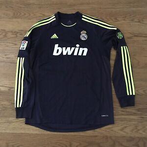Adidas Real Madrid 2011-2012 Mesut Ozil LFP jersey
