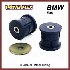 BMW E36 Powerflex Urethane Rear Subframe Mounts PFR5-3607