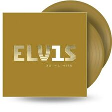"30 #1 Hits - Elvis Presley (12"" Album Coloured Vinyl) [Vinyl]"