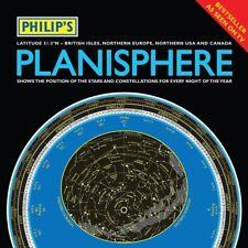 Philip's Planisphere (Latitude 51.5 North)