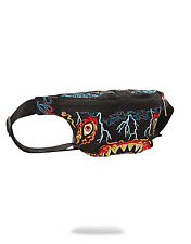 AUTHENTIC SPRAYGROUND DRAGON SHARK NIGHTMARE CROSSBODY BRAND  NEW