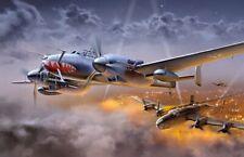 Italeri 1/72 Bf 110 G-4 Model Airplane Kit # 1314 Sealed