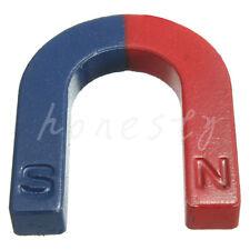 Traditional Mini U Shaped Horseshoe Magnet Kids Toy Teaching Tool  58mm*50mm