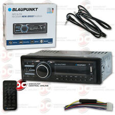 BLAUPUNKT NJ8820 CAR AUDIO 1-DIN USB DIGITAL MEDIA STEREO