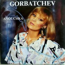 "7"" 1985 MEGA RARE! ANOUCHKA : Gorba Gorbatchev /MINT-?"