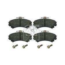 Febi Forros de Freno Delantero Mitsubishi Colt Smart Forfour