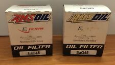 Lot Of 2 Amsoil EAO45 Absolute Efficiency Oil Filters NEW Made in USA