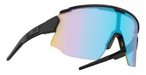 BLIZ BREEZE Sunglasses -NEW- Includes Extra Lens / Removeable Head Strap + Case