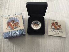 Wildlife in Need - Siberian Tiger 2012 1oz Silver Proof Coin