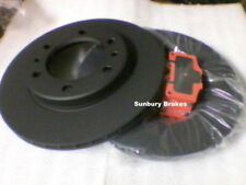 suit Toyota Landcruiser 60 Series Brake discs & Brake pad  package FRONT 80-1992