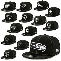 New Era Cap 9fifty Snapback Cap NFL Sideline 19/20 Seahawks Patriots Raiders 3rd