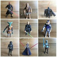 "64 STAR WARS FIGURES 3.75"" + MORE PICK YOUR FAVOURITE FREE POSTAGE!!!!"