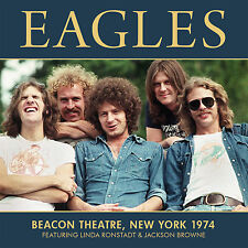 THE EAGLES New Sealed 2017 UNRELEASED LIVE 1974 NEW YORK CONCERT CD