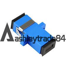 5PCS Lot SC-SC/APC single mode Simplex Fiber Optic Adapter