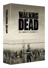 THE WALKING DEAD 1-7 (2011-2017)  Zombie TV Seasons Series NEW Rg2 DVD not US