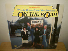 "WENDY BAGWELL AND THE SUNLITERS....""ON THE ROAD"".......LIVE GOSPEL CONCERT ALBUM"