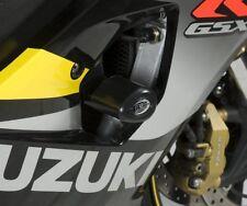 Suzuki GSXR 750 K4 K5 2004-2005 R&G Racing Aero estilo Crash protectores desagües
