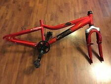 """Gary Fisher Cosmo 20"""" Kids Mountain Bike - Great Fit Tech - Crank Pedals Fork"""