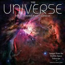 The Universe 2021 Astronomy Wall Calendar (12