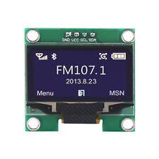 """1.3"""" White IIC I2C Serial 128X64 OLED LCD Display Screen Module For Arduino"""