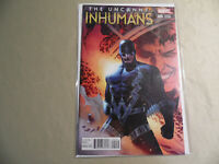 The Uncanny Inhumans #0 (Marvel 2015) Variant / Free Domestic Shipping