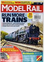 Model Rail Magazine UK Issue # 247 May 2018 Run More Trains Brand New