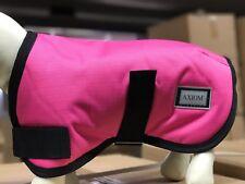 AXIOM 1200D PINK WATERPROOF WARM DOG COAT 50cm - 30% OFF