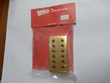 NOS Vintage Schaller Gold Nickel Finish Guitar Pickup Cover