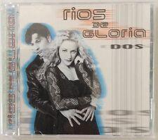 RIOS DE GLORIA Dos CD hard to find from the Spanish SENTIDOS OPUESTOS
