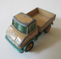Vintage Matchbox No 49 Unimog - Made In England By Lesney