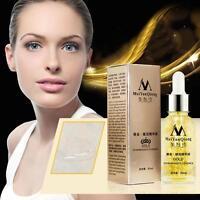 24K Gold Pure Foil Essence Oil Face Lift Whitening Moisturizing Anti aging Serum