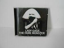 """Lady Gaga album 2 cd """"The fame monster"""""""
