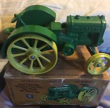 John Deere MODEL D * Tractor In Box 7X3 Inches