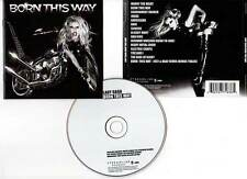 "LADY GAGA ""Born This Way"" (CD) 2011"