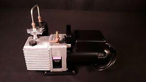 REBUILT - Fisher Scientific Maxima C Plus M4C Vacuum Pump - CLEAN & TESTED