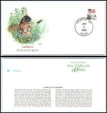 1984 Us Cover - The Eastern Fox Squirrel, Atlanta, Georgia C5