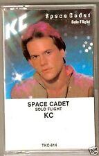 KC - SPACE CADET: SOLO FLIGHT (1981) KC & THE SUNSHINE BAND RARE DISCO CASSETTE
