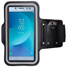 Samsung Galaxy J5 2017 Handy Sport Armband Hülle Sportarmband Tasche Laufhülle